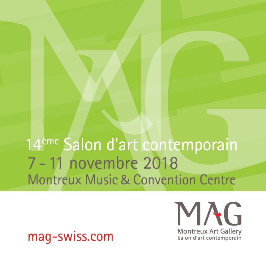 14ème salon d'art contemporain MAG 2018