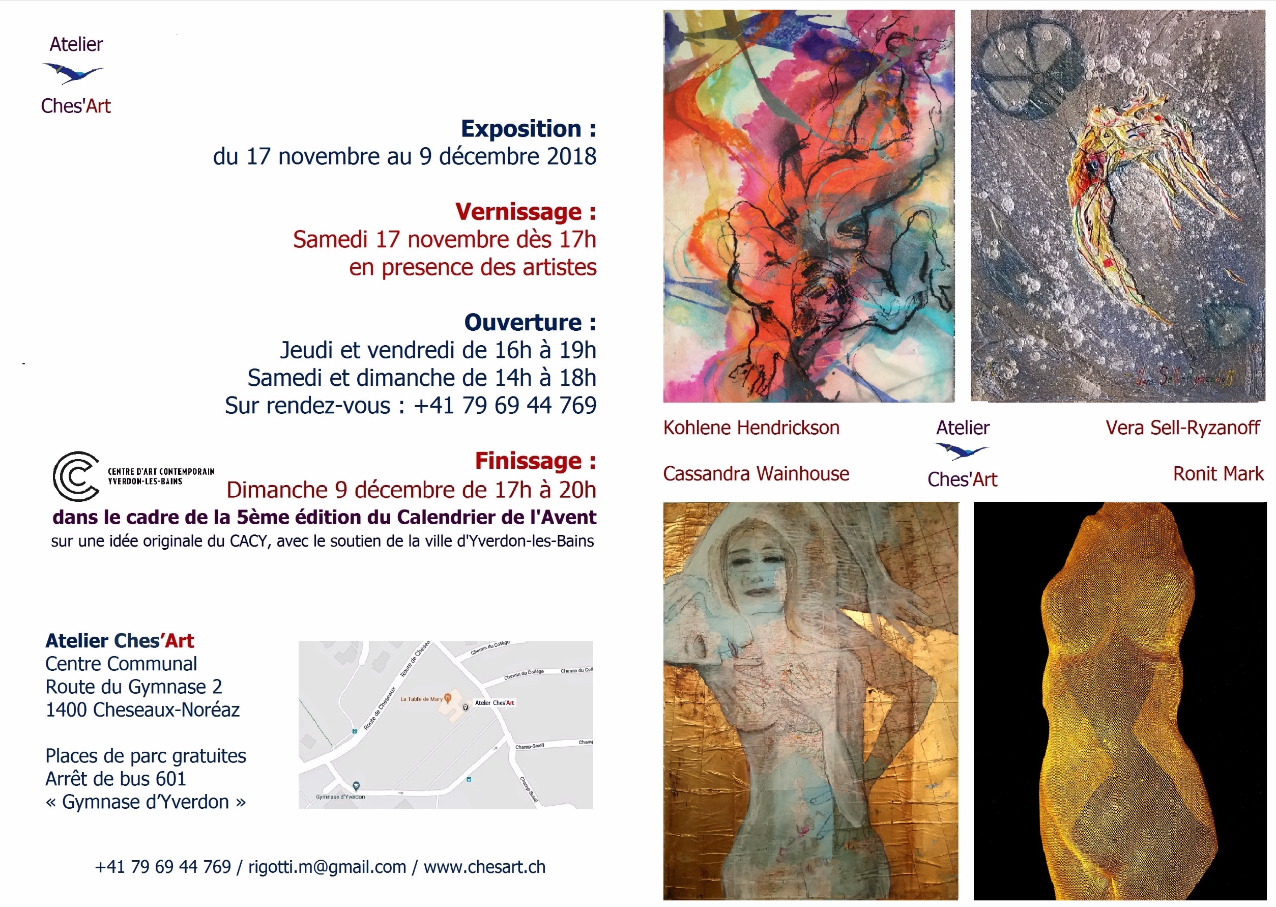 Exposition Migrants